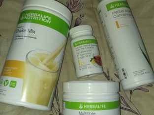 Herbalife Healthy Nutritional Products