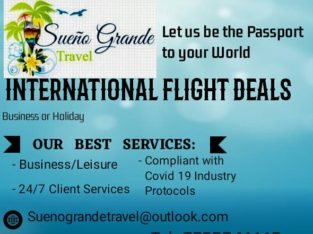 Travel with us today to any of your chosen countries