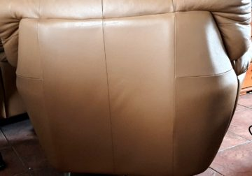 Genuine Leather Couches(Price Negotiable)