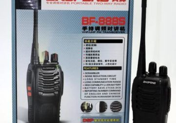 Baofeng Two-Way Radios For Sale