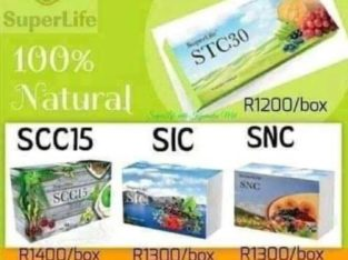 Superlife stemcell therapy ( stc30)