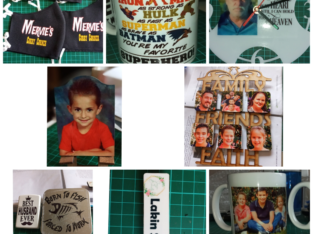 Sublimation and vinyl printing