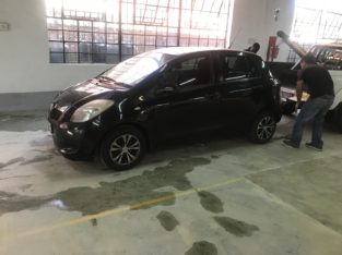 Toyota Yaris 1KR Stripping for Spares