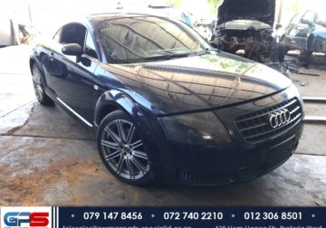 Audi TT Auto 1.8 Petrol Stripping for Used Spare Parts