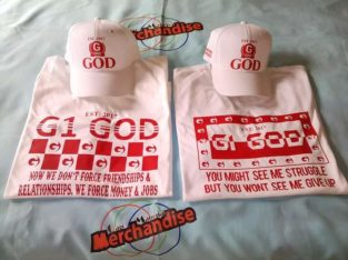 G1 God Street Wear Clothing Brand