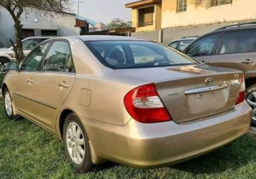 Toyota Camry 2005 XLE for sale