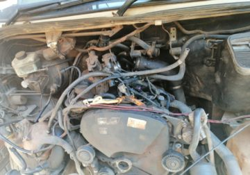 VW CRAFTER 2.5TDI 6SPD 2010 – STRIPPING FOR SPARES