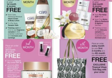 Sell Avon for Free in SA