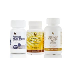 FOREVER 3 IN 1 PACK FOR MEN