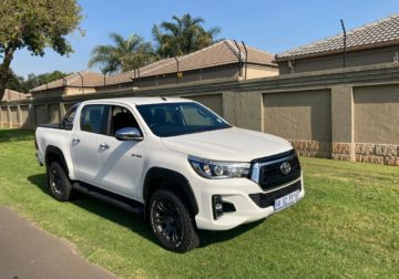 Toyota Hilux 2.8 GD6 4×4 automatic