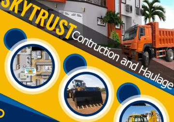 SKYTRUST CONSTRUCTION AND HAULAGE