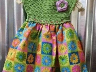 Pretty handmade girl dresses. Sizes 0-3 months up to 5 years