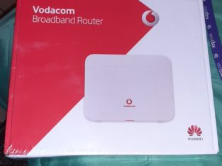 Wireless broadband fiber router