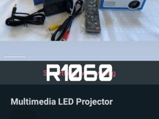 Projectors for sale From R1200 to R2600