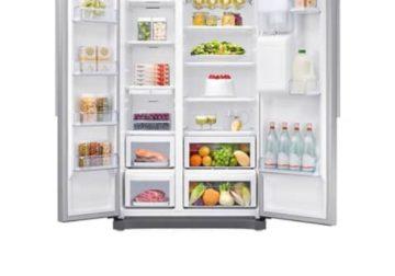 Refrigerator 5500