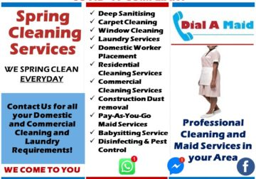 Maid / Cleaning Services
