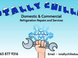 Domestic & Commercial Refrigeration repairs and services