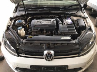 Volkswagen Golf 7 R 2.0 Turbo CJX Used / Second Hand / Engine