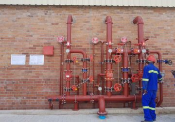Fire Suppression System Africa