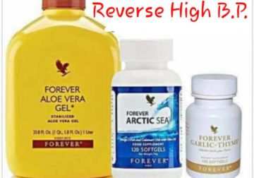 FOREVER PRODUCTS FOR HIGH BLOOD PRESURE