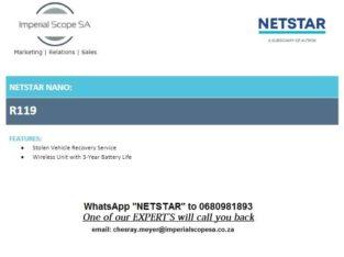 cartracker from netstart