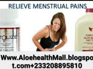 FOREVER PRODUCTS FOR MENSTRUAL PAINS