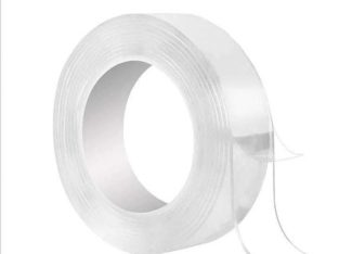 1m roll self Adhesive double sided Nano tape