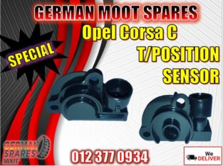 Opel Corsa C T/position sensor and new/used spare parts for sale
