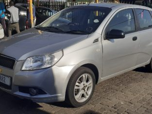 2014 Chevrolet Aveo 1.6 ls Hatch R54999