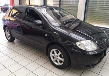 2006 Toyota Run-X 160i RX Hatchback For Sale