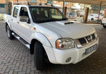 2016 Nissan NP300 Hardbody 2.5TDi Double Cab for sale