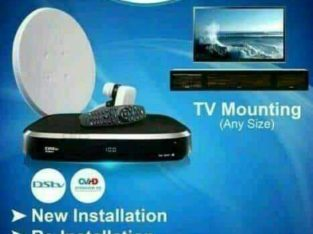 Dstv and cctv installation signal problems, faulty finding, repairs and upgrades