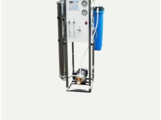 Water purification machines (commercial and domestic)