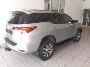 TOYOTA FORTUNER 2019 MODEL