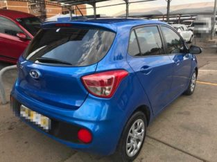 HYUNDAI GRAND i10 FACELIFT 1.2 MOTION