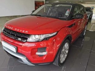 2015 Land Rover Range Rover Evoque Si4Dynamic For Sale
