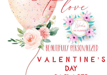 Personalized Valentines Day Packages
