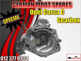 Opel new and used sparesparts for sale-Gearbox