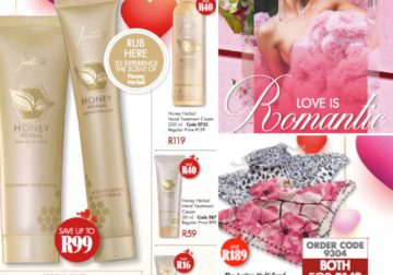 Spoil your Valentine with Justine this Year