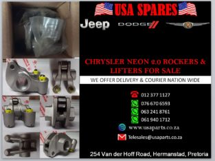 CHRYSLER/ NEON 2.0/ NEW AND USED/ ROCKERS & LIFTERS/ FOR SALE