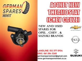 A14NET CHEV CRUZE NEW THERMOSTAT FOR SALE