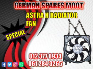 Astra H Radiator fan – New and Used spare parts available