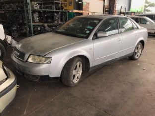 Audi A4 B7 2.0 Petrol ALT Stripping for Used Spares