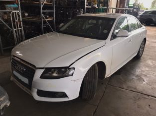 Audi A4 B8 1.8t 2010 Auto CDH Stripping for Used Spares