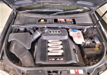 AUDI A6 2003 V8/ STRIPPING FOR SPARES/FOR SALE