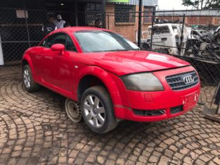 Audi TT 2002 Auto 1.8 Stripping for Used Spares