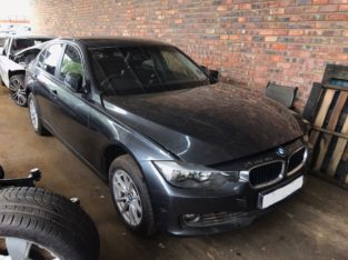 BMW 320i F30 Auto Stripping for Used / Second Hand / Spares