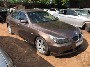 BMW E60 530D Stripping for Used Spares