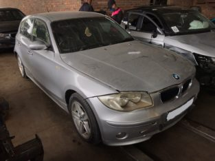 BMW E87 Silver Stripping for Used / Second Hand / Spares