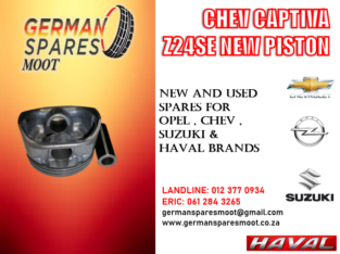 At German Spares Moot – We offer a wide variety of CHEV, OPEL,Suz